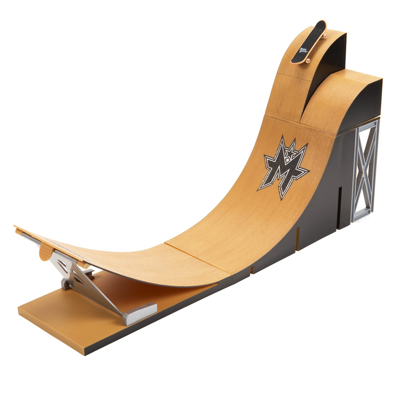 Tech Deck Mega Ramp - Boards May Vary by Spin Master