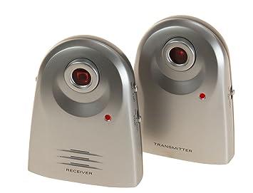 Genius ideas 046555 - Sensor de movimiento con alarma ...