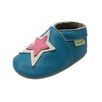 Amazon.com: Sayoyo Baby Cinco Pointed Star suave suela de ...