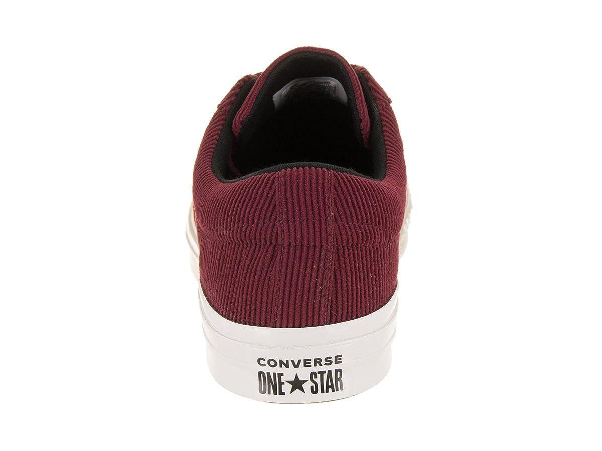 Converse Lifestyle One Star Ox, Scarpe da Ginnastica Basse Basse Basse Unisex – Adulto | Arte Squisita  26e593