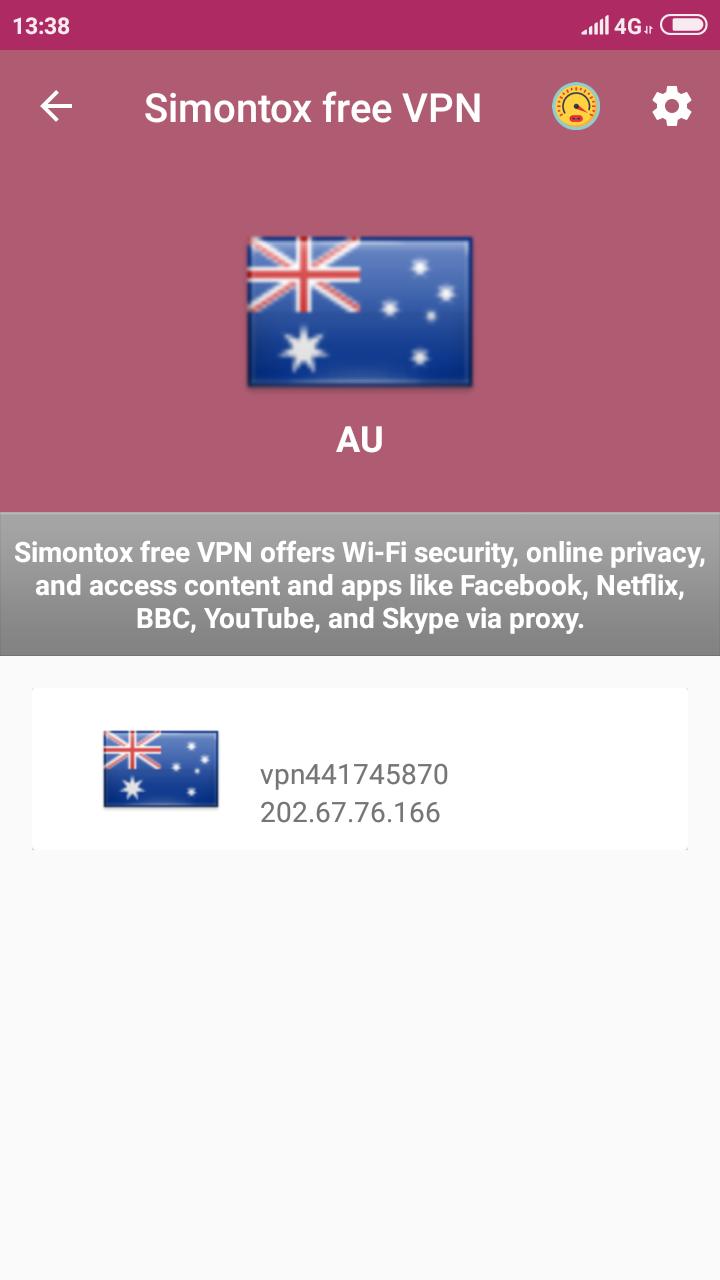 Amazon com: Simontok VPN Pro: Appstore for Android