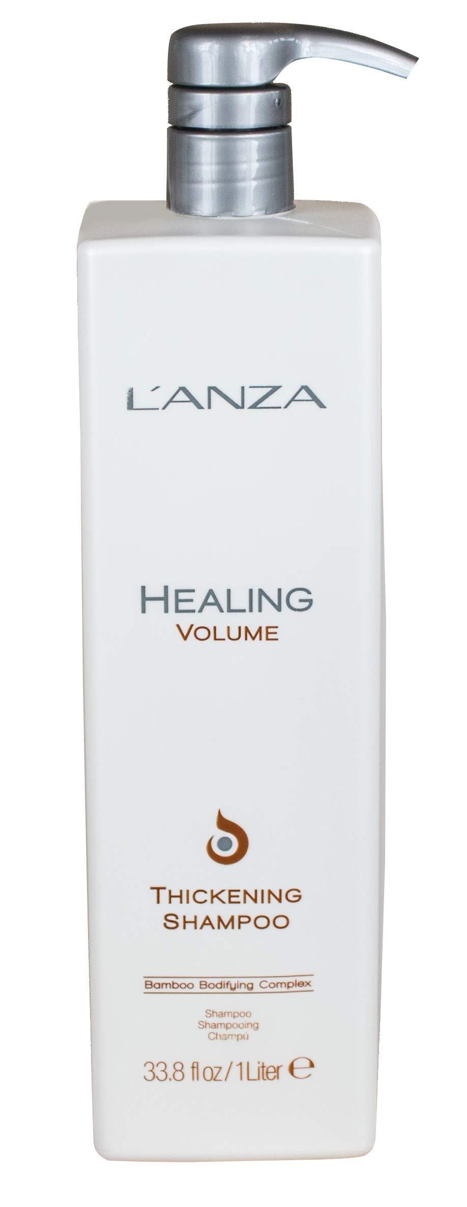 L'ANZA Healing Volume Thickening Shampoo, 33.79 oz. by L'ANZA
