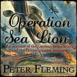 Operation Sea Lion Hörbuch