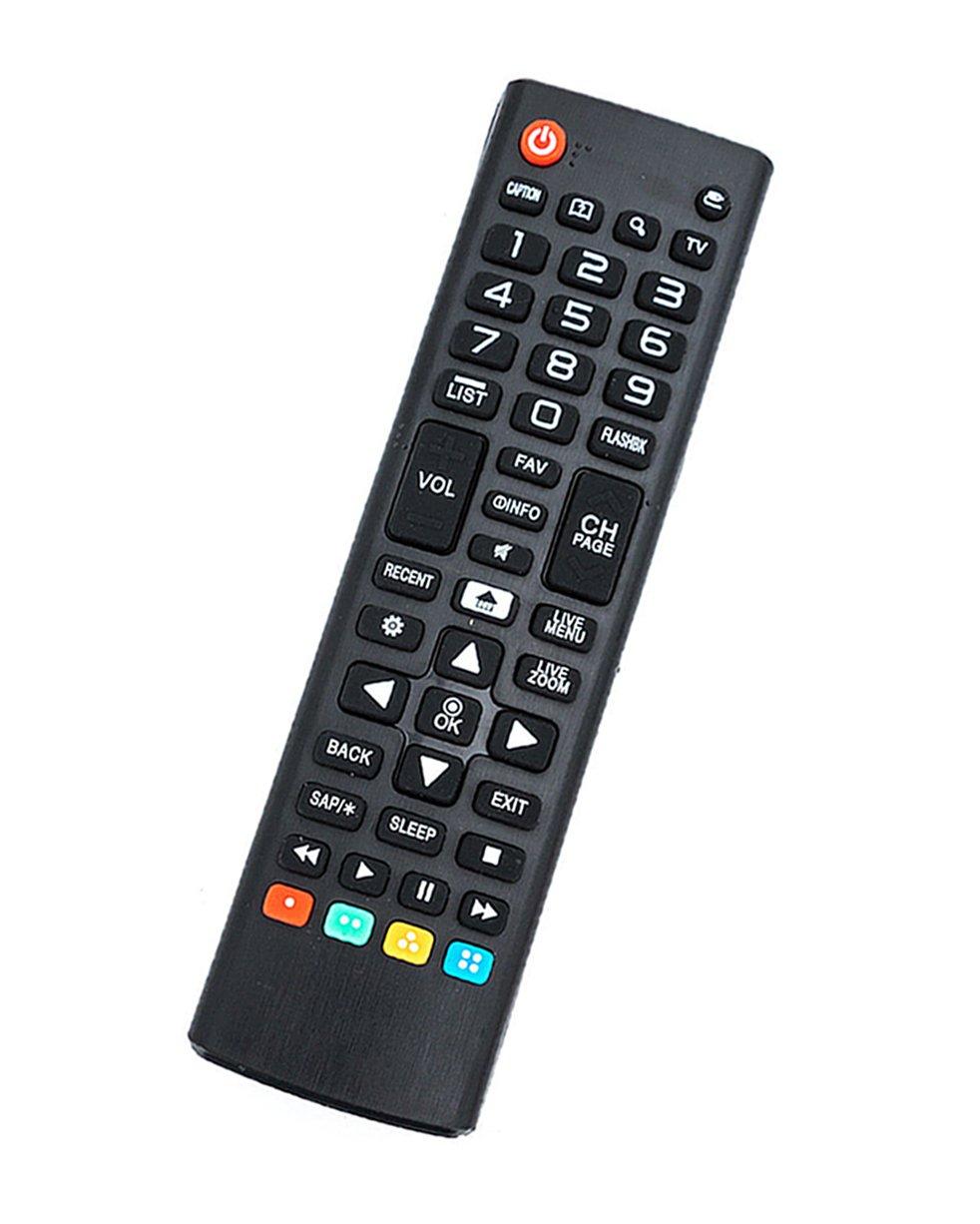 JustFine 交換用リモコン 対応機種: LG 50LF6500-UB 50UF8300 50UF8300A 50UF8300UA 50UF8300-UA 55EA9850 55EF9500 55EF9500 HD LCD LED Smart TV   B07CWDZ815