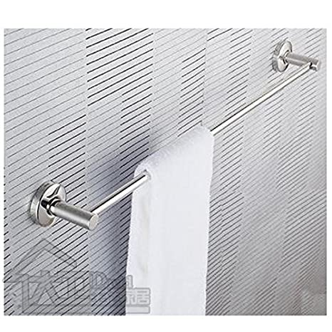 Toalla de baño o cocina Bar titular de Rack de almacenamiento de montaje en pared,