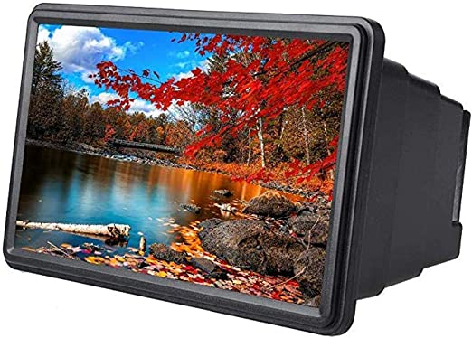 Lupa para Smartphone, Amplificador de Video de película 3D HD para ...