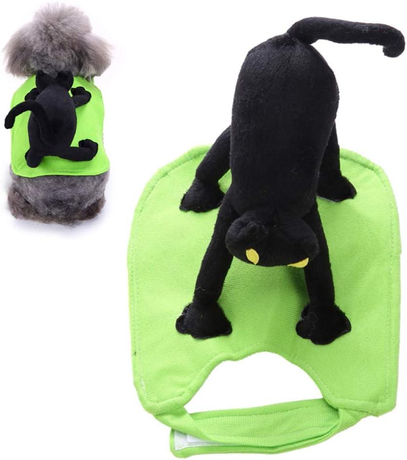 Paños para Mascotas para Perros y Accesorios de Mascotas, para Invierno, Navidad, Gato, Jinete de Mascotas, Ropa Divertida para Perro, Camiseta, Abrigo, Mascotas Son Buenos Amigos de Seres Humanos