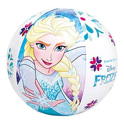 Intex 58021 Inflatable Ball Frozen, Nylon/A: Sports & Outdoors