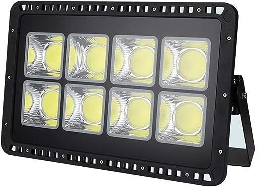 H-XH Foco Proyector LED, Proyector al Aire Libre Luz Industrial ...
