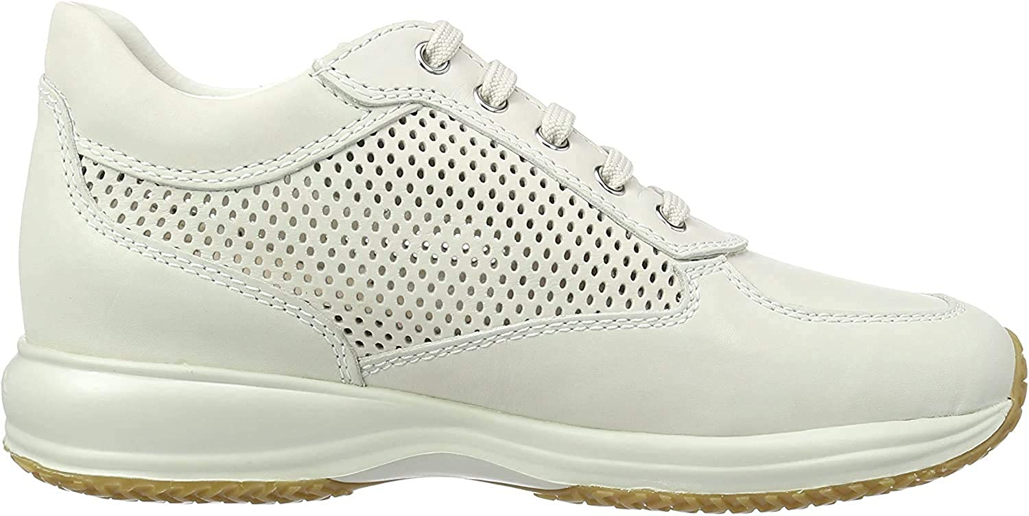 Low-Top Sneakers, Ivory (Off Whitec1002