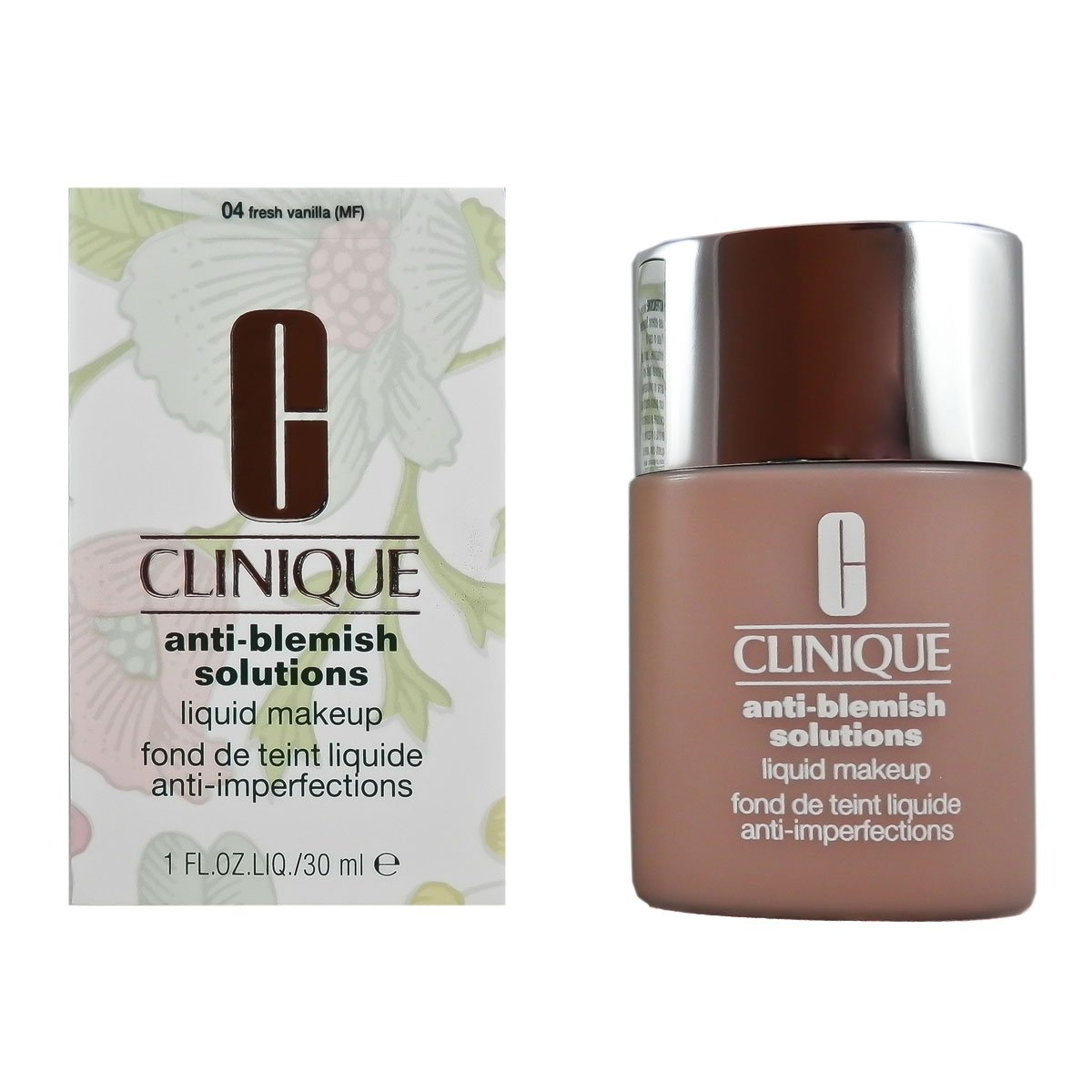 Clinique acne solutions liquid makeup 04 for Where is clinique made