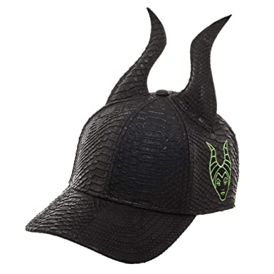 7f36cdb0309 Image Unavailable. Image not available for. Color  Bioworld Maleficent  Horns Hat 3D Maleficent Hat Maleficent Gift - 3D Maleficent Accessory ...