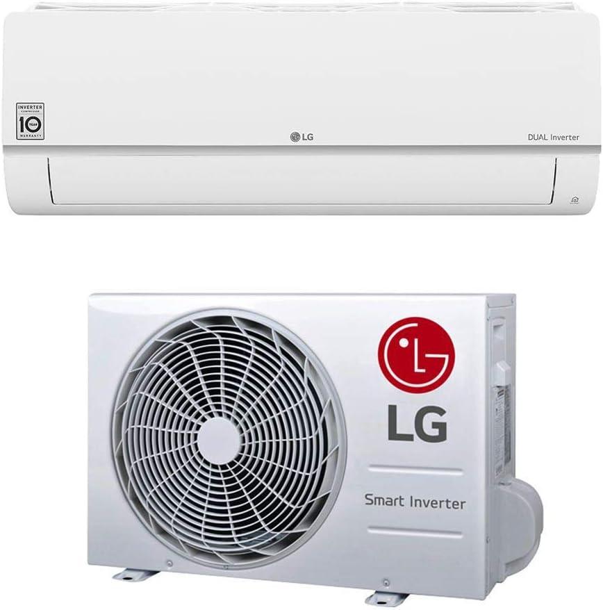 Aire acondicionado monosplit LG de 12000 BTU Libero Plus SQ WiFi ...