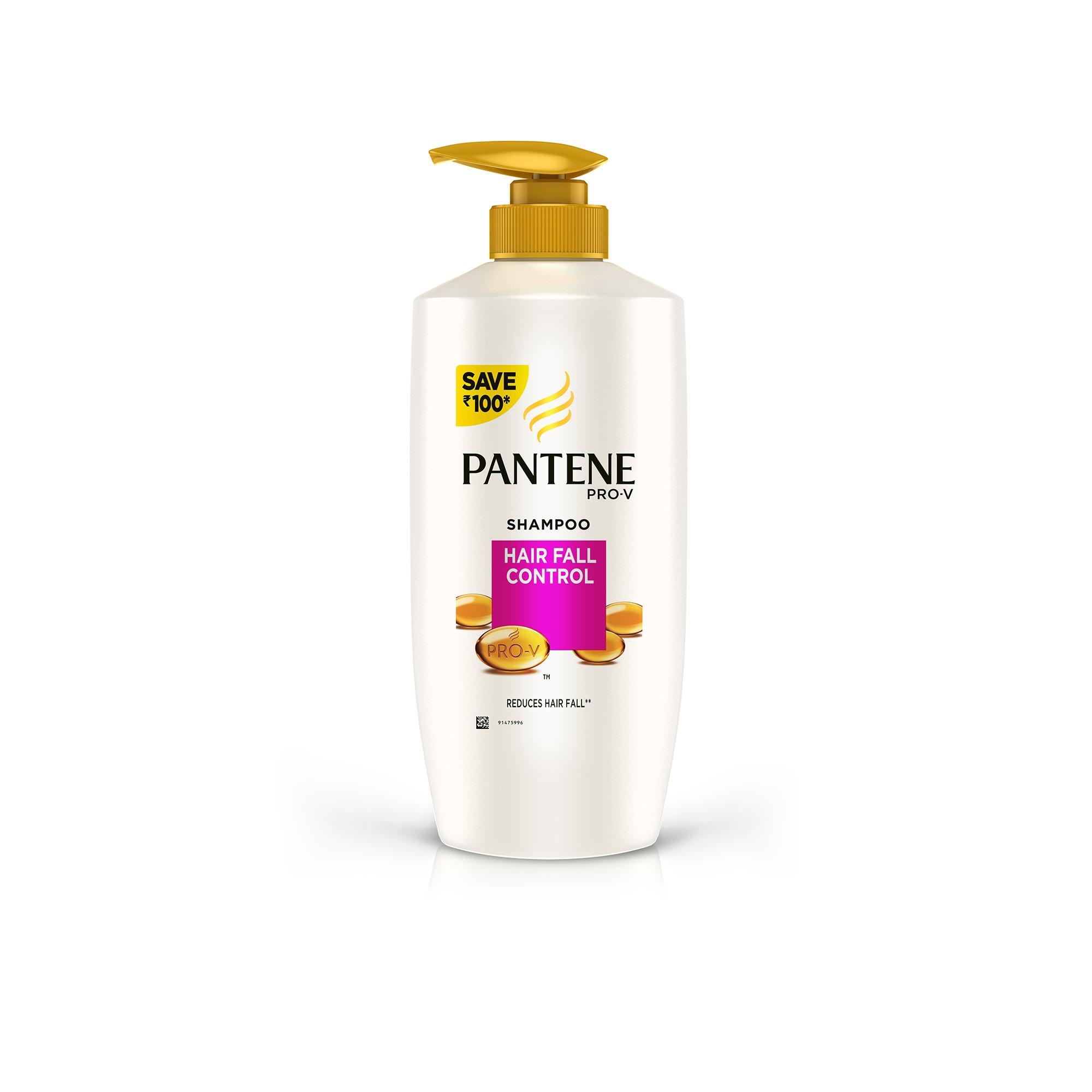 Pantene Hairfall Control Shampoo, 675ml product image