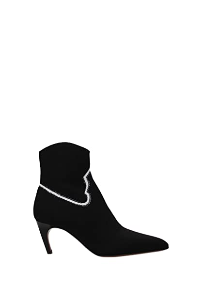 23d3ffe256fc Christian Dior Ankle Boots Dior Spirit Women - Fabric (KCM195JACS11X) 3 UK