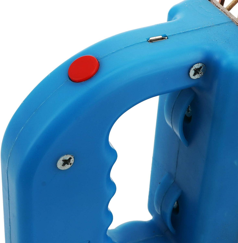 SALALIS Pulverizador de Apicultura eléctrico, aireador de calefacción, Interfaz USB, transmisor de Humo de Abeja eléctrico para Crear Humo para calmar a Las Abejas y Evitar Las picaduras