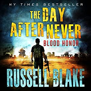 Blood Honor Audiobook