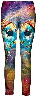 product image for Beloved Owl Language Leggings - Full Length All Over Print Fashion Leggings