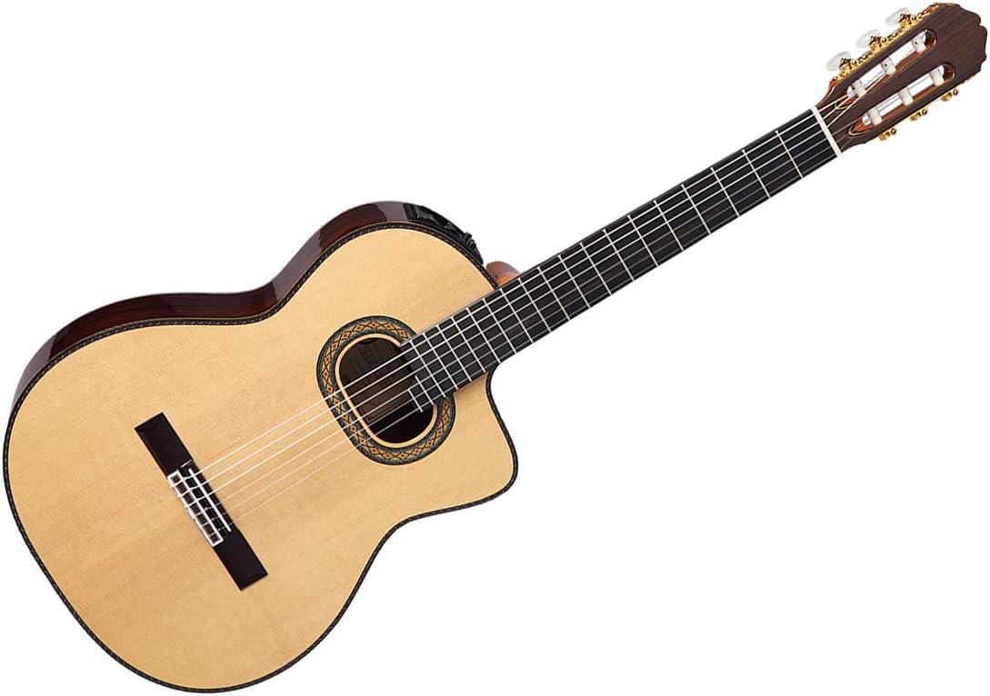 TAKAMINE hirade TH90 Classic guitarra electroacústica Natural ...