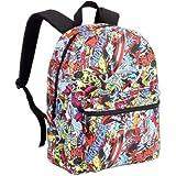 Marvel Comic 16 Backpack (Multi -2)