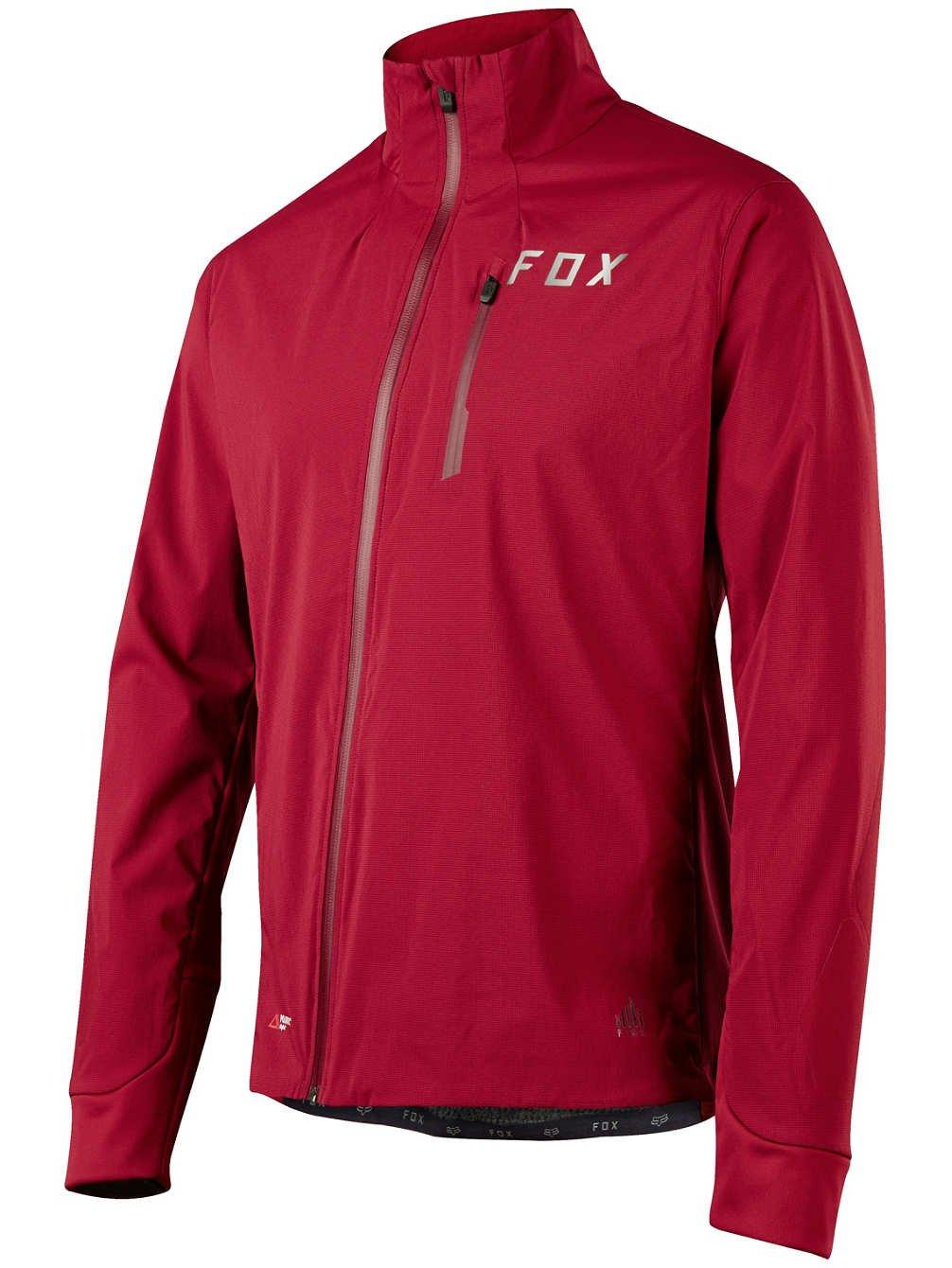 Fox Racing Attack Pro Fire半袖ジャケット – 19083 B075Y9HXSL XL|ダークレッド ダークレッド XL