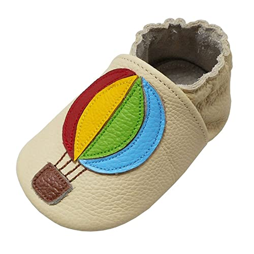 526f332144af9 Amazon.com | Yalion Soft Sole Leather Baby Shoes First Walking ...