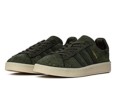 online retailer 798b4 bbfc5 Amazon.com   adidas Originals Men s Campus Crafted Shoes with Cleaning Kit  BW1253, Size 11 us   Fashion Sneakers