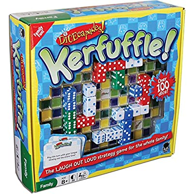 Haywire Group Kerfuffle Dice Game (Product Packaging May Vary), (Model: 5512407): Toys & Games