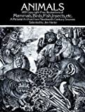 Animals: 1,419 Copyright-Free Illustrations of