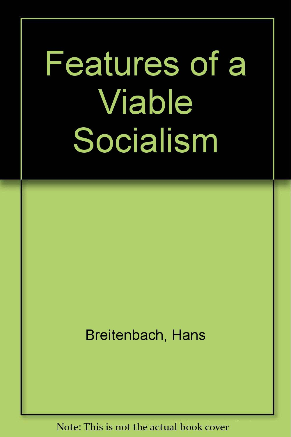 features of socialism