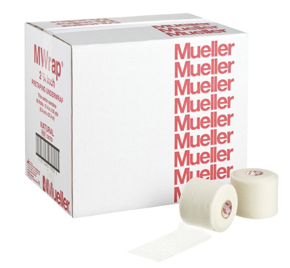 Mueller M-Wrap (Natural) 48 rolls/cs (CS)