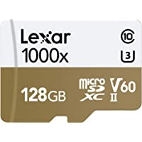 Lexar Professional 1000x 128GB microSDXC Card