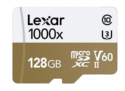 Carte uhs-ii lexar professional 1000x sdhc 32gb emballage exclusif amazon