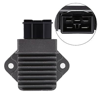 Voltage Regulator Rectifier for Honda CBR600 CBR 600 F2 F3 91-99 CBR900 CBR 900 93-99: Automotive