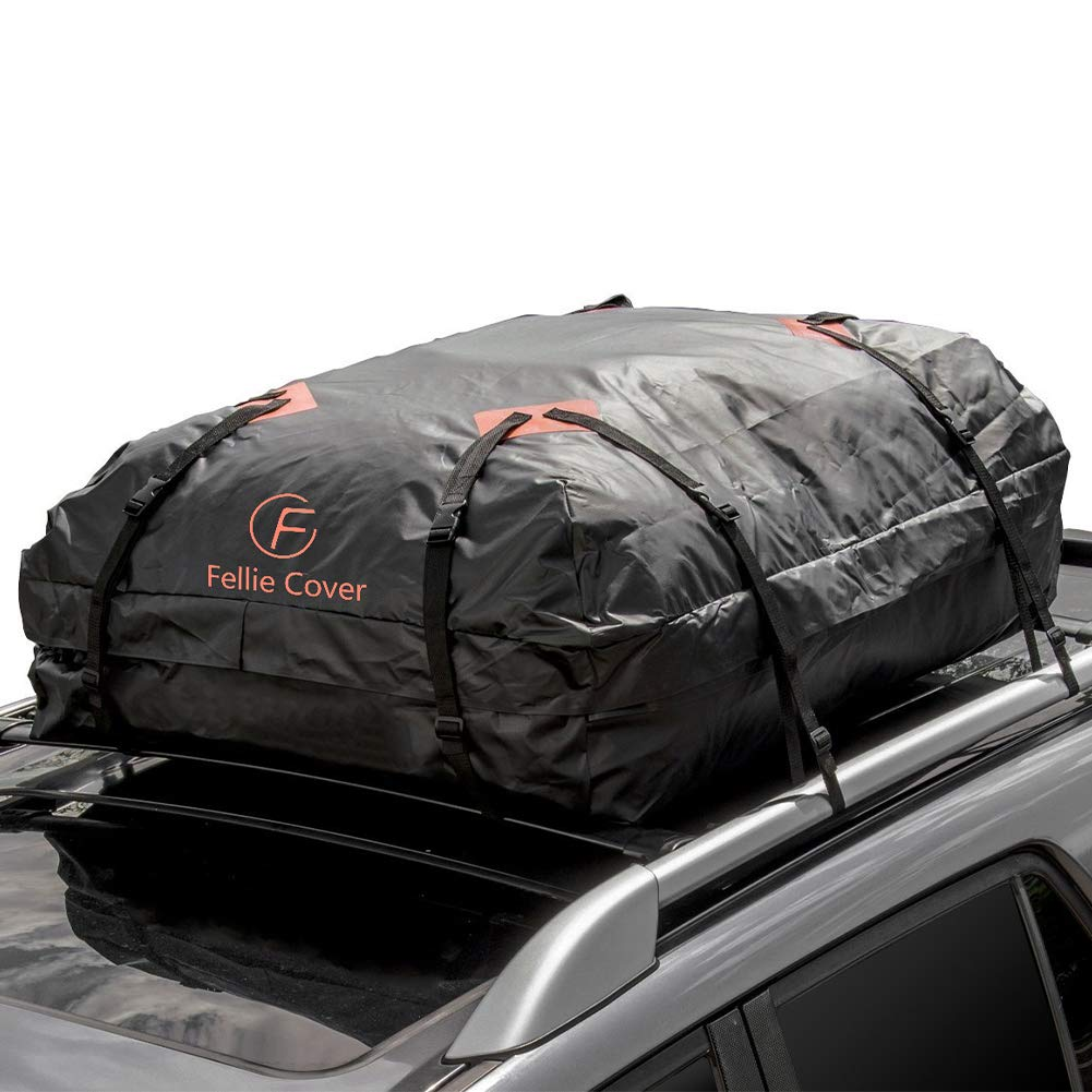 F Fellie copertura auto tetto bag
