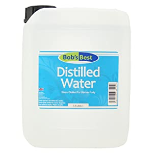 Distilled Water for Betta Fish