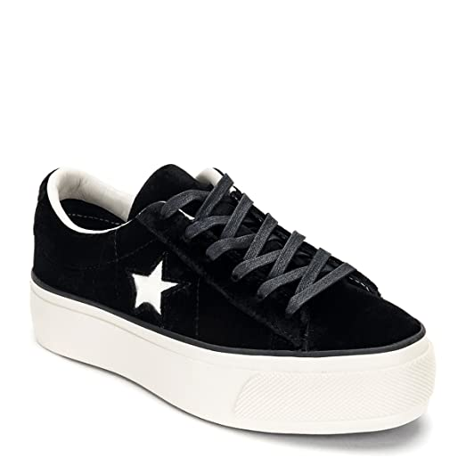 One Star platform sneakers - Black Converse IoQ3abUcJf