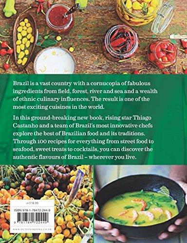 Brazilian food amazon thiago castanho luciana bianchi brazilian food amazon thiago castanho luciana bianchi 9781784722449 books forumfinder Images