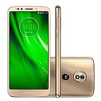 Smartphone Desbloqueado G6 Play, Motorola, PA9Y0020BR, 32 GB, 5.7, Dourado