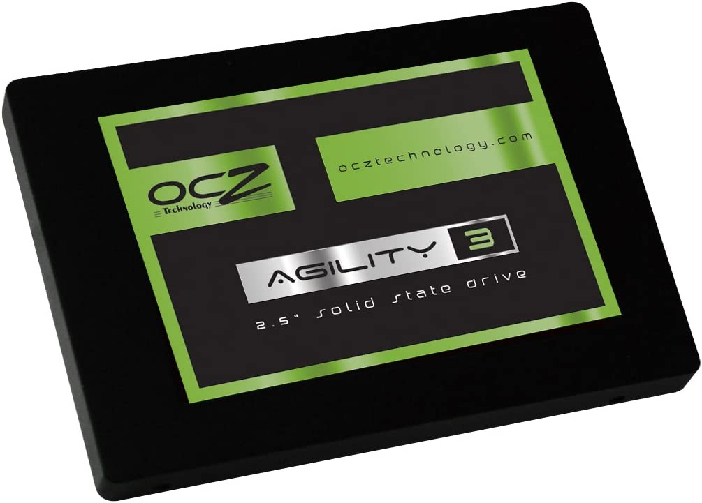 SSD AGT4-25SAT3-128G OCZ Technology 128GB Agility 4 Series SATA 6Gb//s 2.5-Inch Solid State Drive With Up to 420 MB//s Read And 72K Max.IOPS