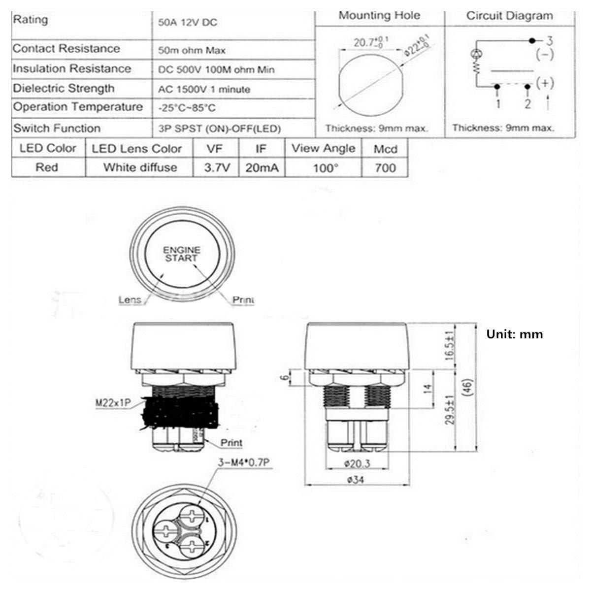 Remote Starter Switch Diagram
