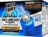 Hot Shot 20177 No-Mess! Fogger, 3-Count
