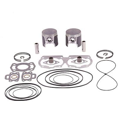 Amazon com: Sea Doo 587 Top End Kit STD size XP/SPX/SP/SPI