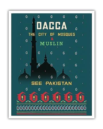 Pacifica Island Art Dhaka Die Stadt Der Moscheen Und Musselin