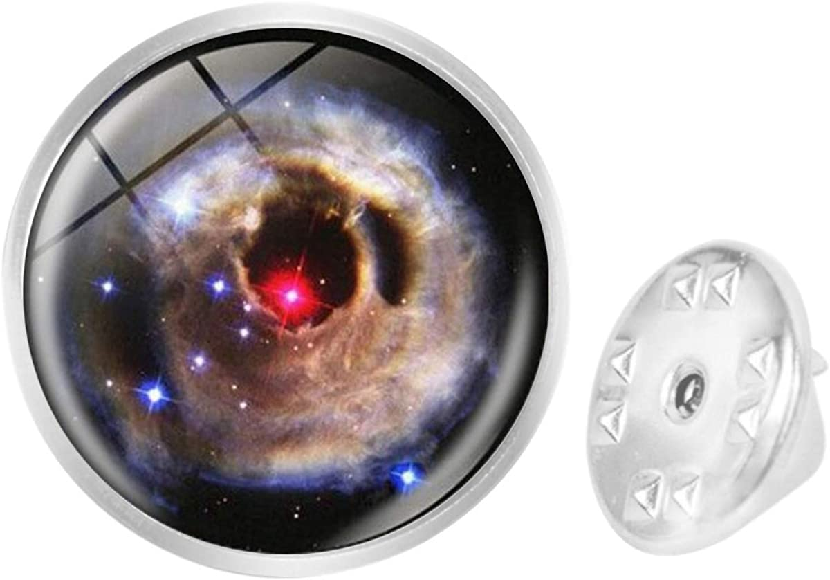 Custom Lapel Pin Brooches Universe Galaxy Nebula Art Banquet Badge Pins Trendy Accessory Jacket T-Shirt Bag Hat Shoe