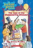 The Case of the Disappearing Dinosaur (Jigsaw Jones Mystery, No. 17)