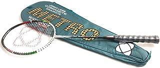 Splay métro de Raquette de Badminton avec Un Manche léger en Fibre de Carbone–Vert