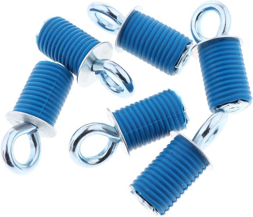 Shiwaki Tie Down Anchor Tie Downs Anchors Blue for Polaris RZR 570 900