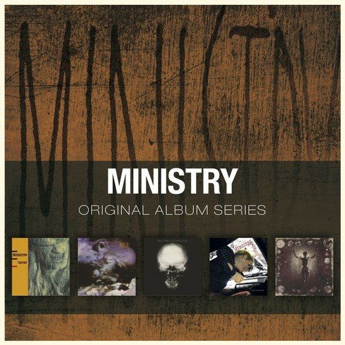Ministry Cd - Original Album Series -  Ministry