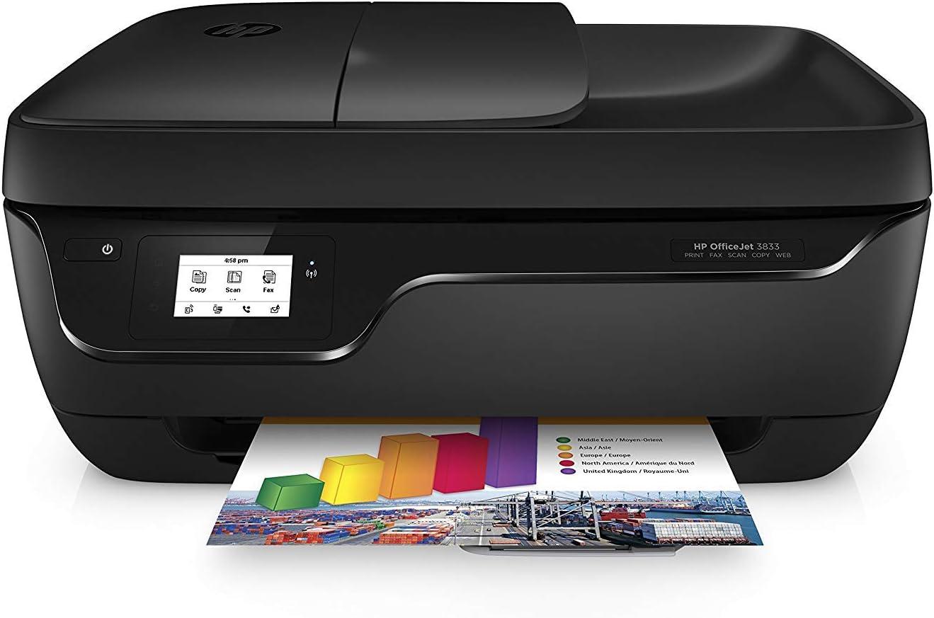 Impresora multifunción de tinta con fax